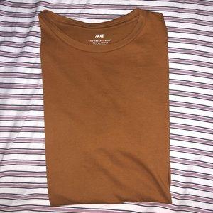 Basic Copper T-shirt